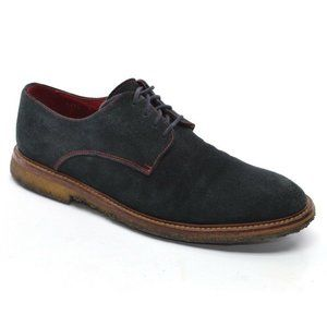 To Boot Adam Derrick Gray Suede Oxfords Men 9 M